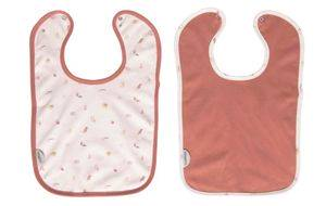Podbradník Luma Babycare 2ks - Sunset Shapes
