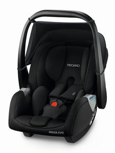 Autosedačka Recaro Privia Evo - Performance Black