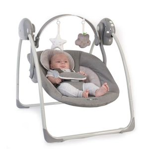 Hojdačka Bo Jungle B-Portable Swing - Grey