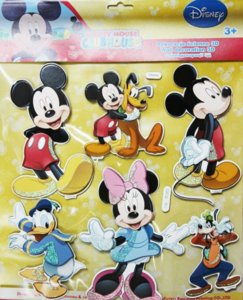 Disney Sada 3D - Mickey Mouse