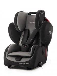 Autosedačka Recaro Young Sport HERO - Carbon Black