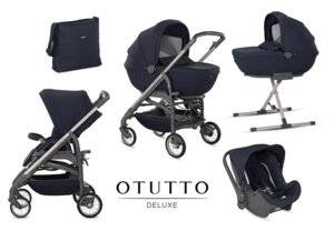 System Inglesina - Otutto Deluxe 2017 - Grey