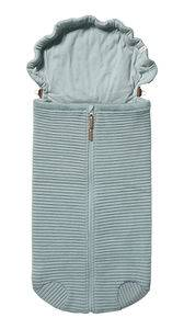 Pletený fusak Joolz Essentials Ribbed - Mint