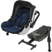 Autosedačka Kiddy Evoluna i-Size + Isofix Base 2 - Night Blue