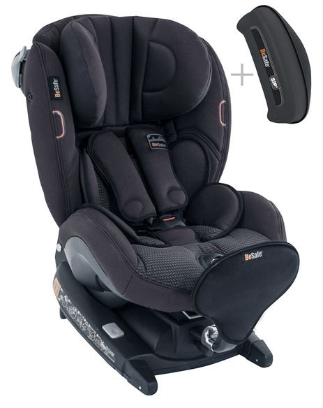 autoseda ka besafe izi combi x4 isofix car interior 2018. Black Bedroom Furniture Sets. Home Design Ideas