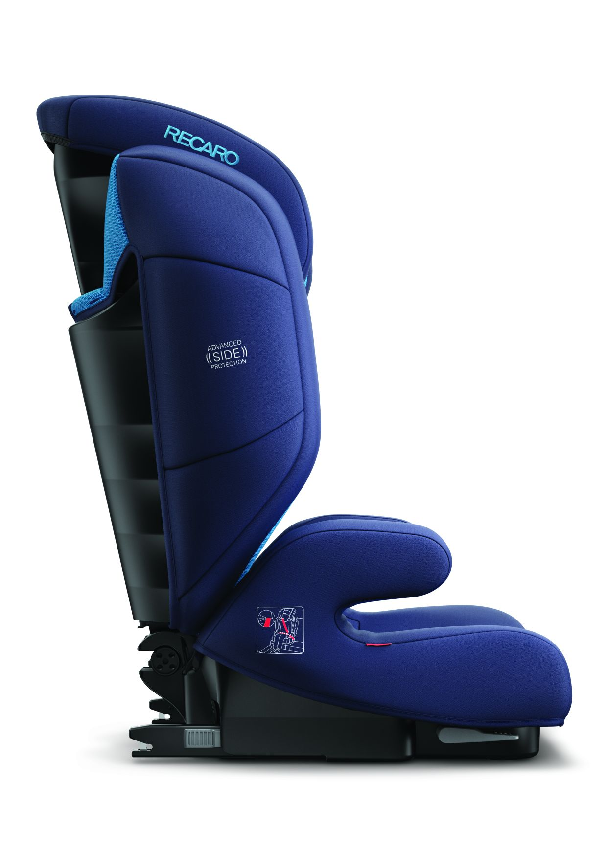 autoseda ka recaro monza nova evo seatfix carbon black. Black Bedroom Furniture Sets. Home Design Ideas